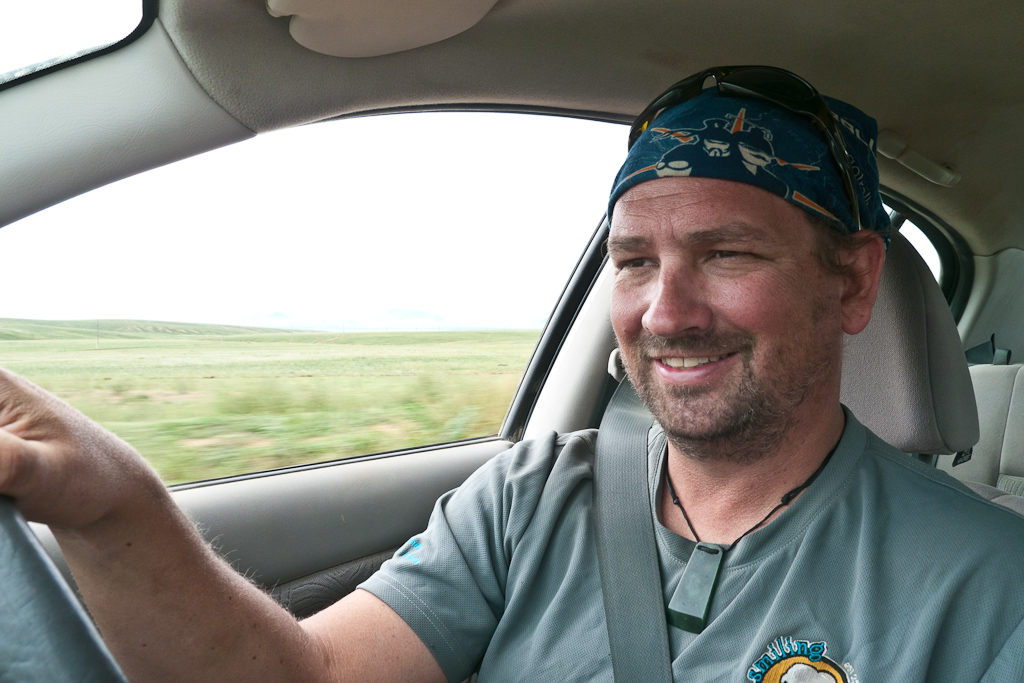 mongol rally driving