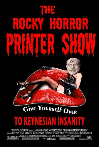 THE ROCKY HORROR PRINTER SHOW by Colonel Flick