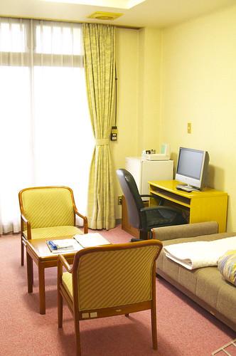 南浜荘のお部屋