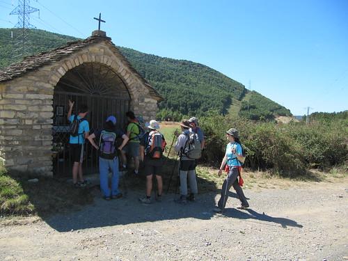 Zoque de Santa Orosia en Sabiñánigo