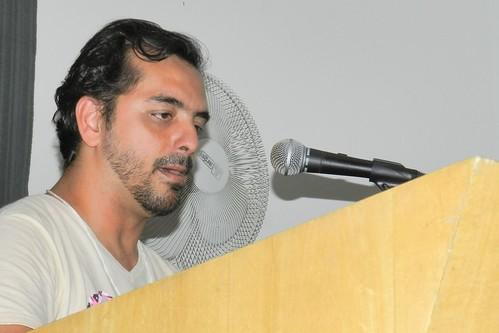 Palestra sobre produtividade no BlogCampRJ 2011 (por @GabrielSubtil)
