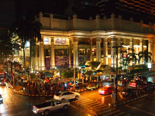 Shopping Centres in Bangkok