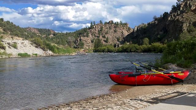 White Water Rafting, Arkansas Valley Adventures, Colorado