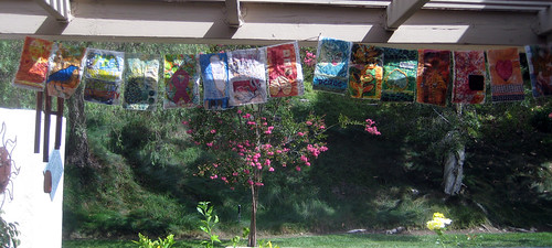 14 prayer flags