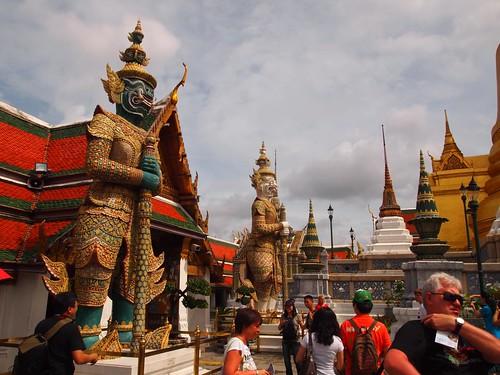 Wat Phra Kaew and Grand Palace