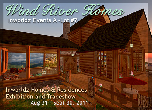 InWorldz Home Expo by Teal Freenote