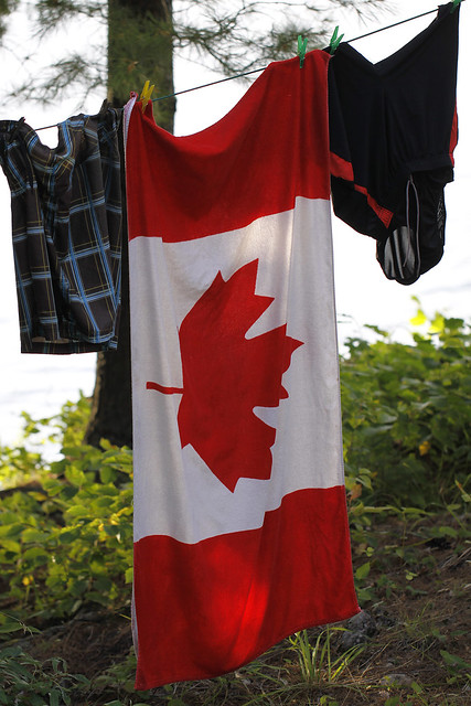 canadian towel