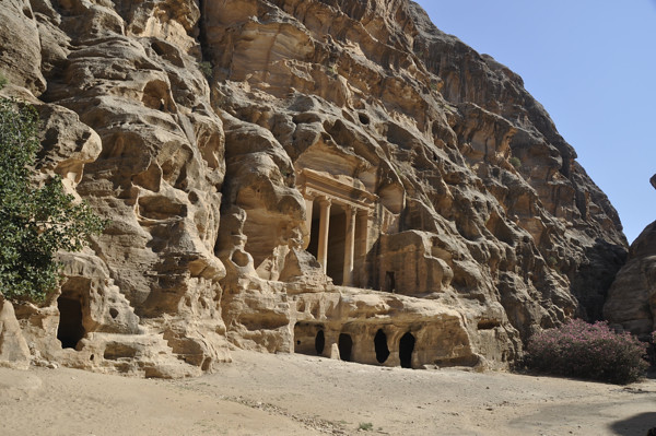 nabatean little petra