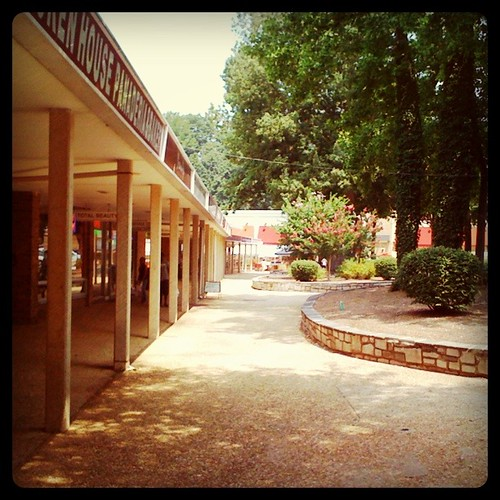 Walkway, Heritage Plaza, Annandale