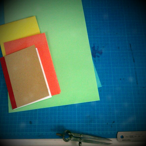 Bookbinding by a_continuous_series