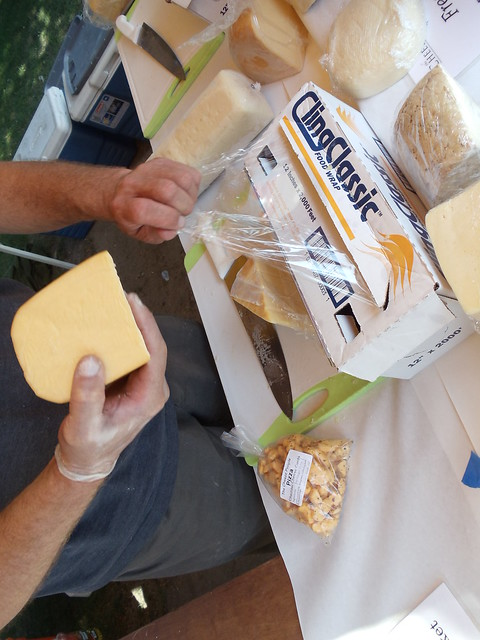 Cheese Wrapping
