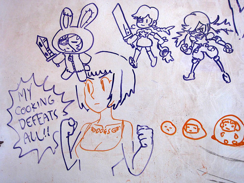 Various Doodles.