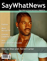Terrell Carter Interview