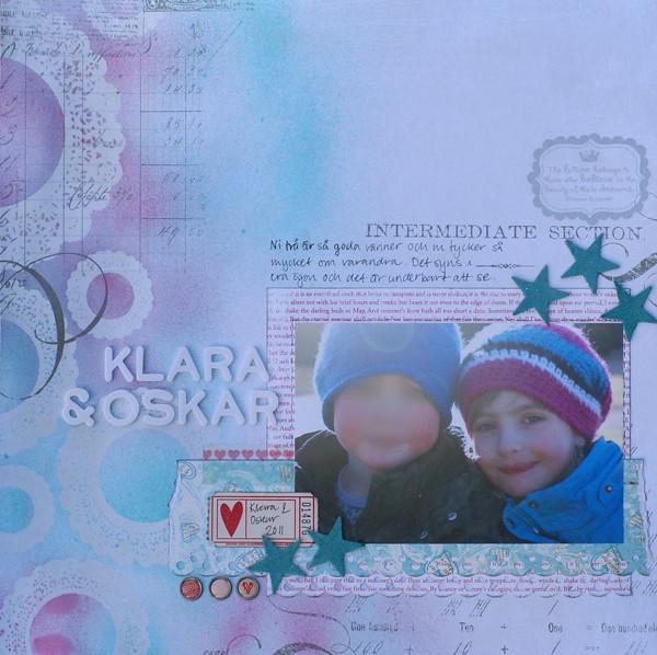 Klara och Oskar