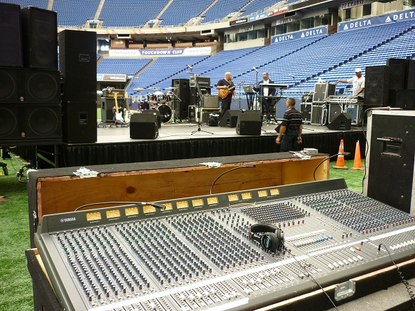Sound Board View