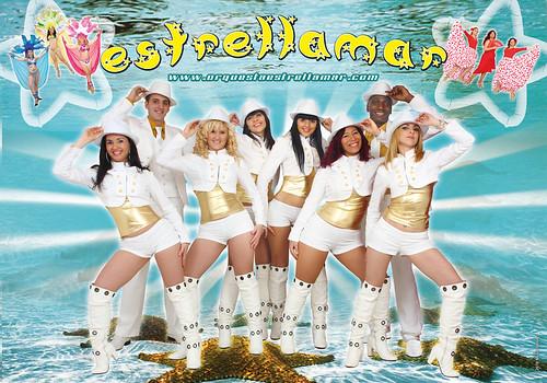 Estrellamar 2011 - orquesta - cartel