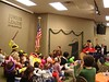 """Dana leading a Christmas sing-a-long • <a style=""""font-size:0.8em;"""" href=""""http://www.flickr.com/photos/67072745@N03/6105516822/"""" target=""""_blank"""">View on Flickr</a>"""