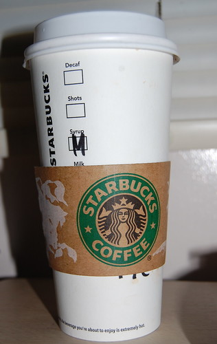 starbucks signature hot choco