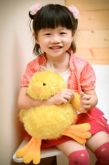 , One Little Girl ( a.k.a. YELLOW) Tags: coffee girl cafe nikon taiwan    changhua  yuanli 1750mm d7000