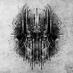 dark thoughts - sauron (jerbing33) Tags: evil lotr threadless inkblot sauron jerbing