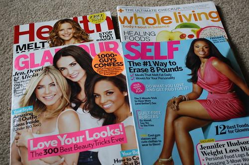 fall 2011 magazines
