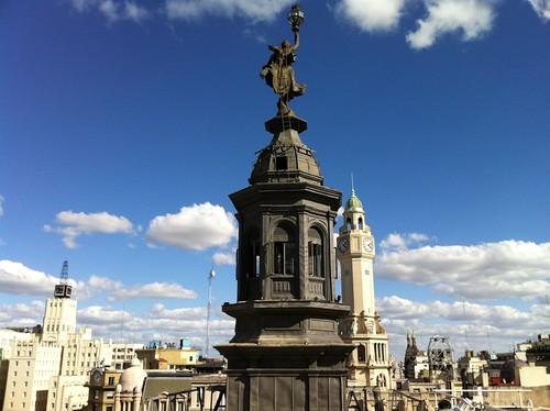 La Prensa (Avenida de Mayo - Buenos Aires)