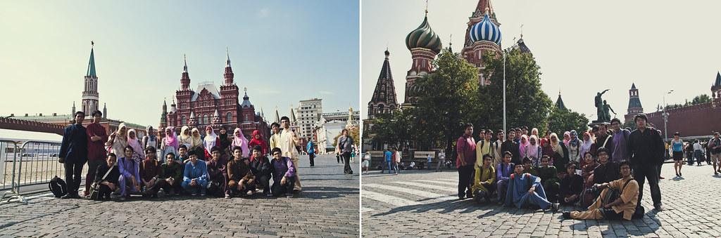 Aidilfitri l Moscow
