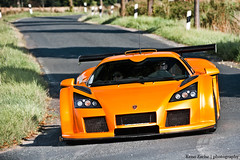GUMPERT *Explored* (Keno Zache) Tags: road orange car sport canon photography eos hp power automotive german 28 apollo luxury 70200 spoiler sportcar keno sportwagen gumpert zache landstrase 700d