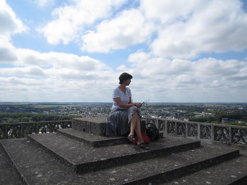 Du haut de la Tour du Beurre