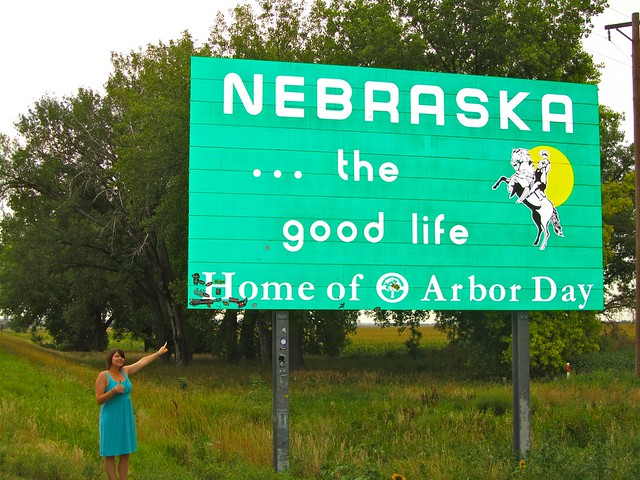 Road Trip Day 17 – Nebraska, I Can't Decide if I Love You or Hate You