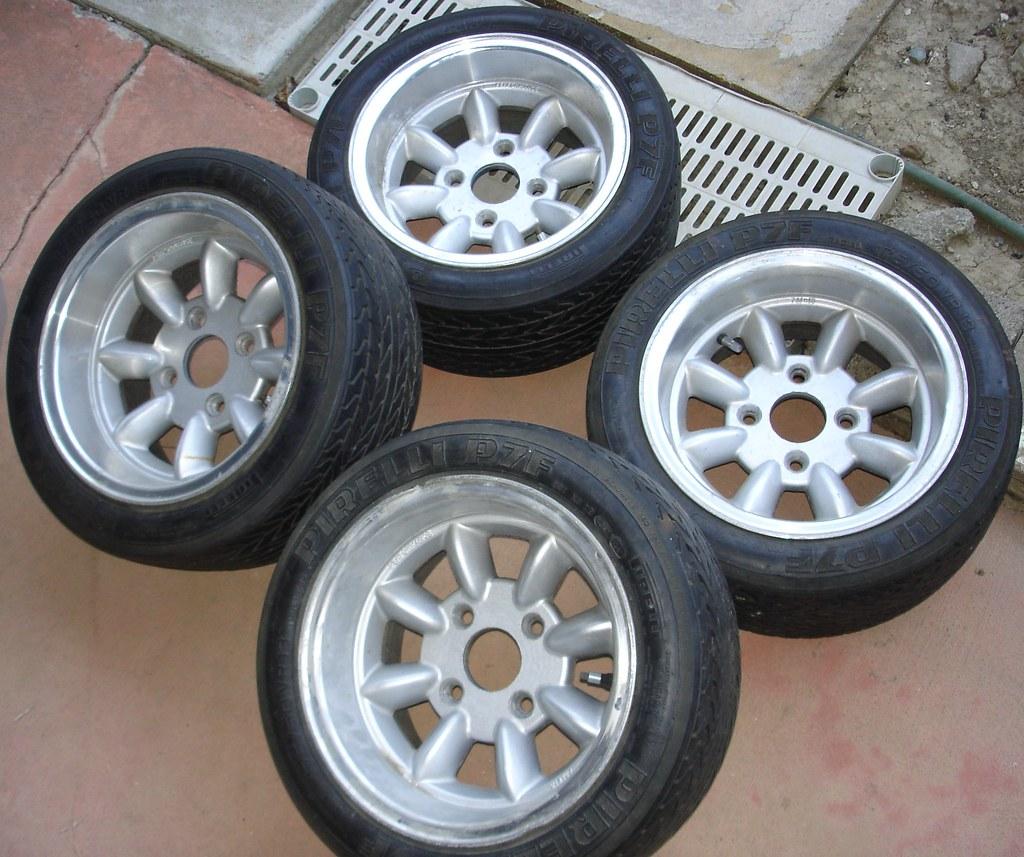 Old School Panasport Panasports Rims Datsun Toyota Mazda