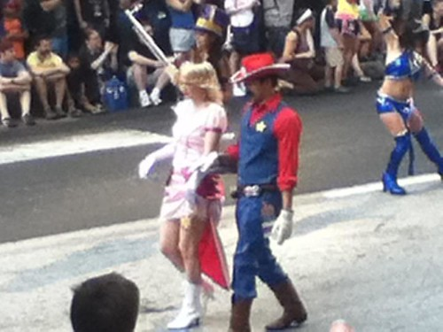 Some of H.o.p.'s 2011 Dragoncon Photos - Mario as Sheriff