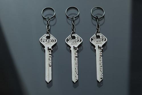 Las llaves de la ciudad,de Teresa Margolles