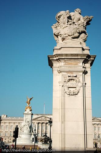 Buckingham Palace : South Africa