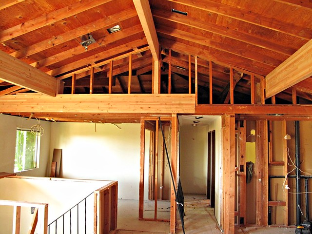 Vaulted Ceilings!