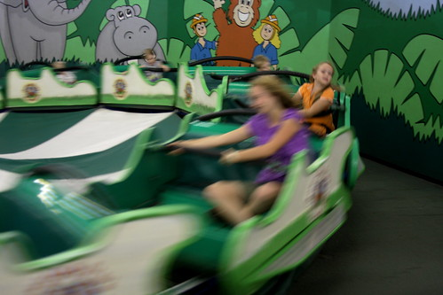 Round at Jungle Jims, August 2011