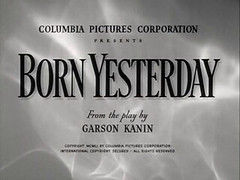 Born Yesterday (1950) (shanghai ily) Tags: 1950s gowns 1950 jeanlouis williamholden georgecukor barbarabrown bornyesterday judyholliday broderickcrawford frankotto clairecarleton howardstjohn grandonrhodes larryoliver