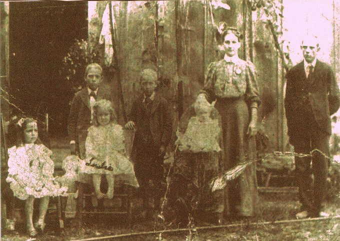 Digging Up Your Family: Lankford Family