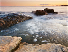 Goodbye Filters.. (Jonathan R. Ramsey) Tags: seascape beach nature point landscape outdoors photography nikon jon long exposure connecticut ct filter eastern ramsey cokin 2011 d90