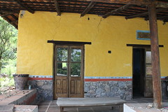 "Yellow Mexican House • <a style=""font-size:0.8em;"" href=""http://www.flickr.com/photos/62826658@N06/6133696306/"" target=""_blank"">View on Flickr</a>"
