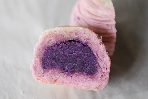 Purple innards!