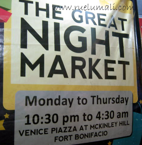 Venice Plaza Great Night Market
