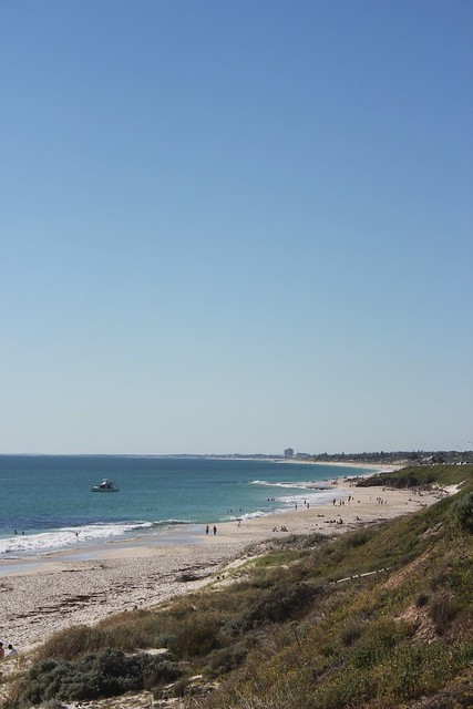 North Cott beach