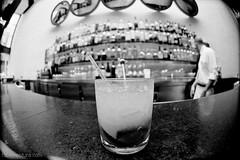 caipirinha (FabioVentura) Tags: nyc film bar analog soho 400 hp5 v600 ilford analogphotography eos3 caipirinha hp5plus ncps bwfp silverfast8