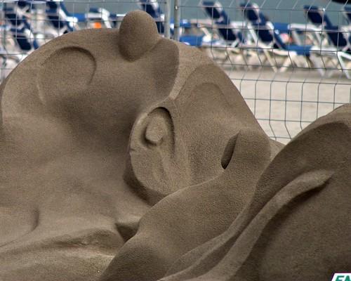 Sand Sculptures, Los Cristianos