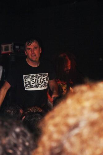 Napalm Death, Istanbul @ 13.09.2011
