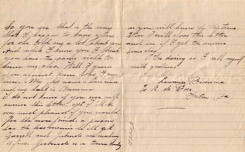 Laas Broersma Letter pg3