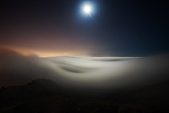 (exxonvaldez) Tags: sanfrancisco fog night marinheadlands sfist hawkhill