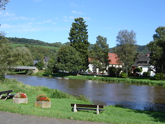 Waldbreitbach an der Wied