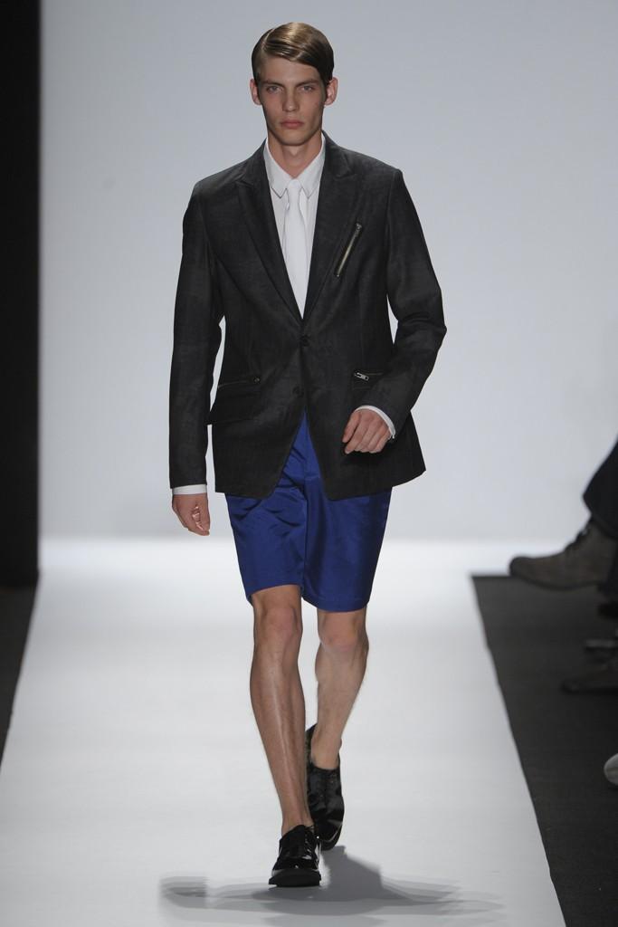 SS12 New York Academy of Art University001_Baptiste Radufe(Homme Model)